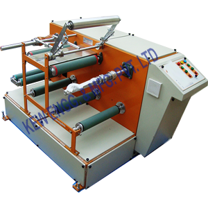 Roll To Roll Winding Rewinding Machine For Batch Printing